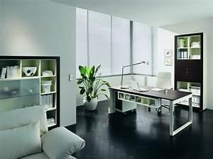 Büro Zuhause Einrichten : b ro einrichten ideen ~ Frokenaadalensverden.com Haus und Dekorationen