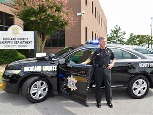 Richland Sheriff Reveals New Department Vehicles ...