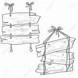 Drawing Plank Wood Wooden Sketch Getdrawings Vector sketch template