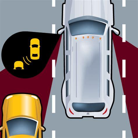 blind spot monitor  car
