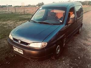 Peugeot Partner 1 9 Furgon Presence 2007