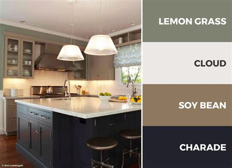 kitchen color schemes with grey cabinets 30 captivating kitchen color schemes