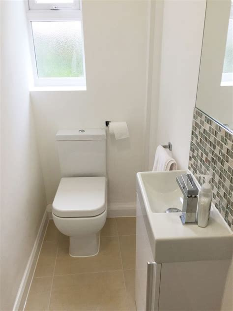 downstairs loo smallwcdesignideas inspiration contemporary bathroom in 2019 cloakroom