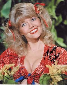 Misty Rowe Signed 8x10 Photo - HEE HAW - RARE!!! SEXY ...