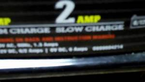 12 Volt Battery Charger Repair