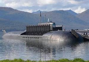 Us  Russian Nuclear Attack Submarine Detected Near East