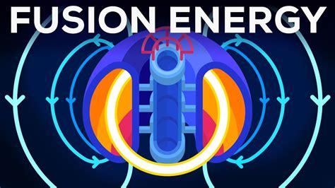 fusion power explained future  failure youtube