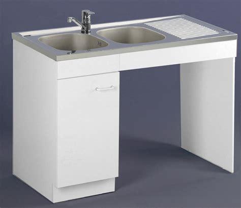 meuble sous evier de cuisine meuble de cuisine sous évier pmr aquarine pro