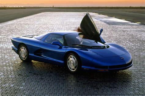 1990 CERV III Corvette