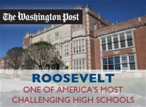 roosevelt recognized  washington post    america