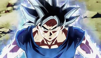 Instinto Superior Goku Fanart Ultrainstinct
