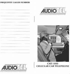 Cmt-1000 Manuals