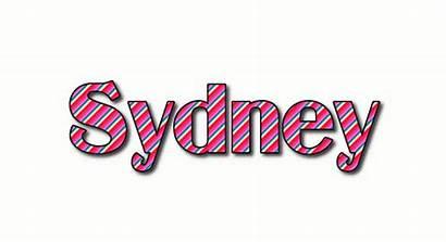 Sydney Logos Text