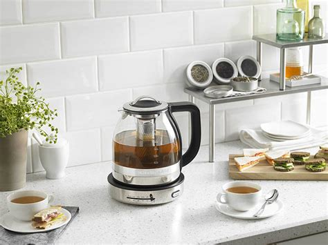 kettle tea glass electric kettles kitchenaid stove kitchen water gas cup cordless brew english heat making gift sup makes perfect