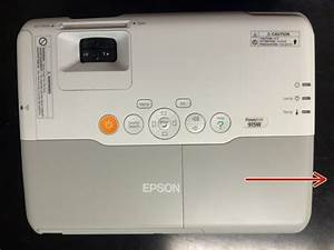 Epson Powerlite 915w Projector Lamp Ballast Replacement