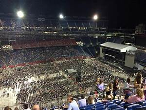 Seating Chart App Gillette Stadium Interactive Concert Seating Chart
