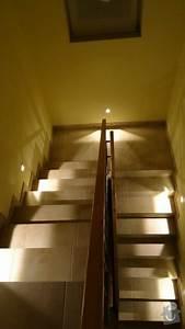 Automatické osvětlení schodiště