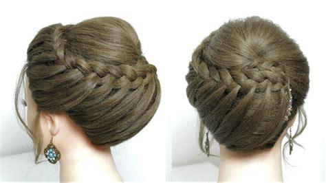 haircut tutorials for medium hair hairstyle for medium hair tutorial wedding 4083