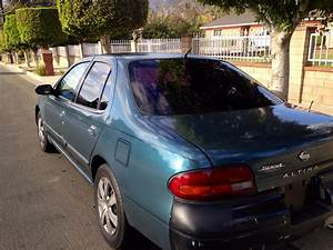 1994 Nissan Altima - Overview