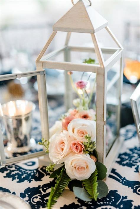 Pin by A Southern Soiree on Table Decor Navy wedding