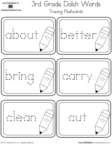 writing sight words worksheets  printables worksheet