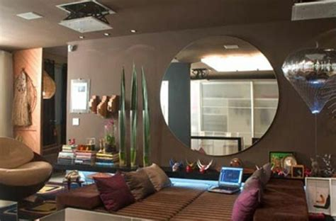 spiegel im wohnzimmer hinreissende spiegel designs