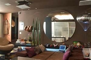 Runde Spiegel Mit Rahmen : spiegel im wohnzimmer hinrei ende spiegel designs ~ Indierocktalk.com Haus und Dekorationen