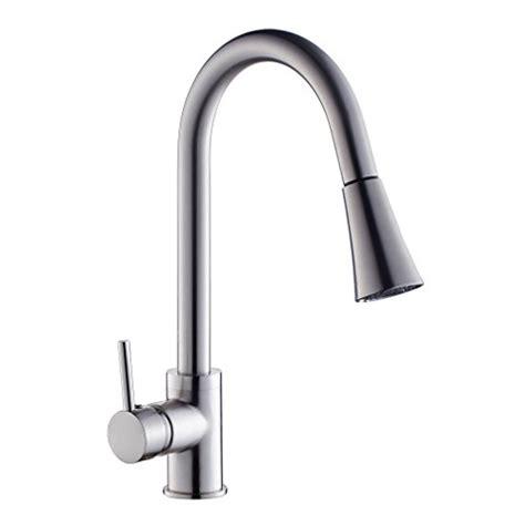robinet douchette cuisine pas cher auralum mitigeur robinet d 39 évier avec douchette