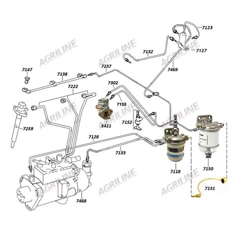 fuel lift pump agriline products