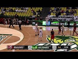 UVU: Men's Basketball vs Seattle University 2014 - YouTube