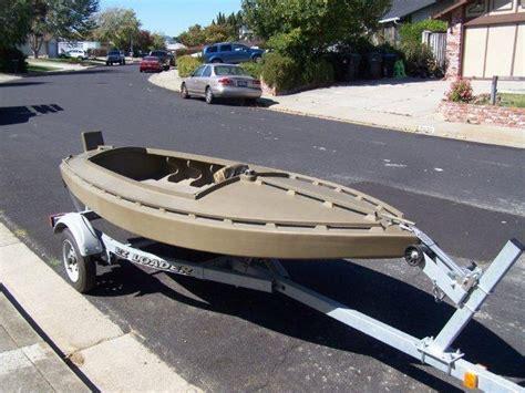 Sneak Boat by Sneak Boat Wildfowling Pigeon Forums