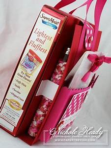 Gift Wrapping Ideas Cupcake Mix & more in a paper take