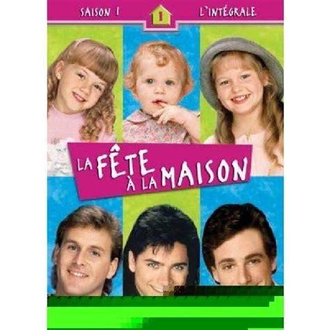 dvd la fete a la maison saison 1 en dvd s 233 rie pas cher cdiscount