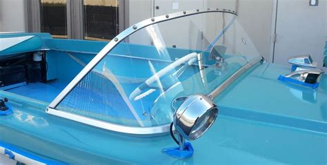 Plastic Boat Windshield Replacement by The Plastics Guy Replacement Boat Windshields