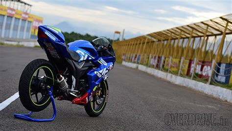 Modified Gixxer Bike by Image Gallery Race Suzuki Gixxer Sf Overdrive