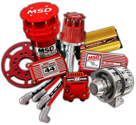 Msd Promag Wiring Diagram by Msd Ignition Get Your Spark On Stangtv