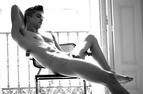 Omg He S Naked Model River Viiperi Omg Blog The Original Since