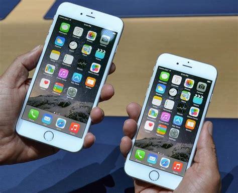 iphone 6 or 6 plus iphone 6 les reventes de smartphones android ont grimp 233