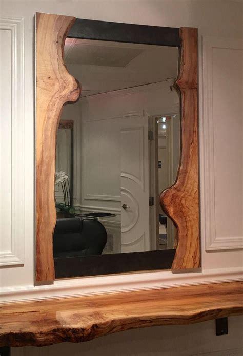edge frame mirror diy mirror frame bathroom