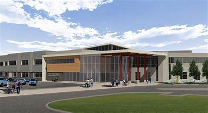 Beaumont Champs Schools Ecole Rendering Coming Configuration