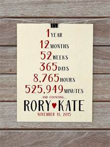 wedding anniversary gifts 1 year anniversary present year paper wedding anniversary gift husband beige