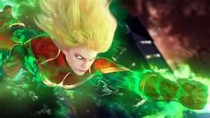 Marvel Vs Capcom Infinite Time And Power Infinity Stone