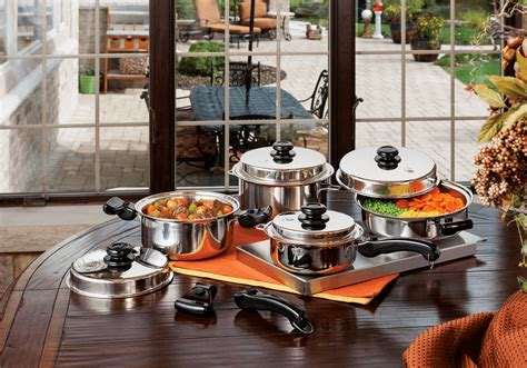 saladmaster glass cookware stoves classic buyer guide via advertising feature chewtheworld