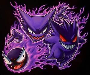 Gengar | Pokémon Amino