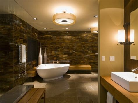 Modern Spa Bathroom by 25 Ultra Modern Spa Bathroom Designs For Your Everyday