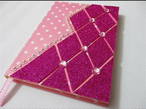 decorated files diy 179 notebook a best gift for friends