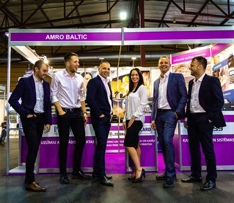 Veiksmīgi noslēgusies dalība RIGA FOOD 2018! - AMRO BALTIC