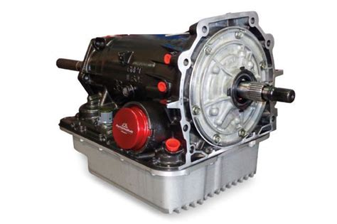 Learn How To Build A 4l60e Transmission That Can Handle