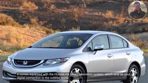 2015 Honda Civic Hybrid Mpg by 2015 Honda Civic Hybrid Review