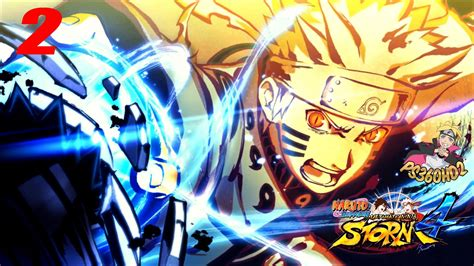 Ultimate Ninja Storm 4 Hd Wallpapers And